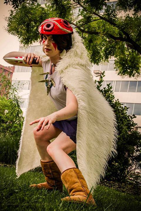 Princess Mononoke - San Cosplay